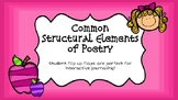 Common Structural Elements of Poetry