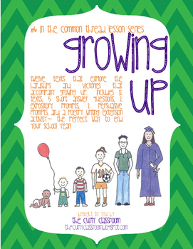 Common Thread: Growing Up