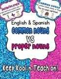 Common VS Proper nouns bilingual!