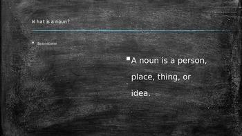 Common Vs. Proper Noun PowerPoint