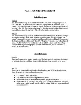 what makes good history essay introduction