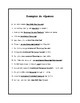 Common adverbs in French, worksheet, Discovering French Bleu
