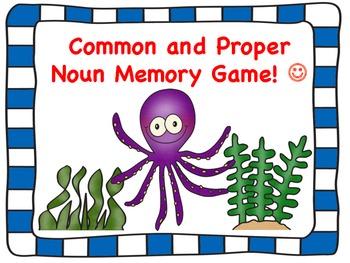 Common and Proper Noun