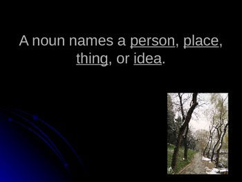 Common and Proper Noun Bundle