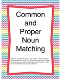 Common and Proper Noun Matching Game