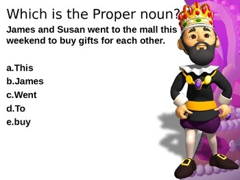 Common and Proper Nouns Powerpoint