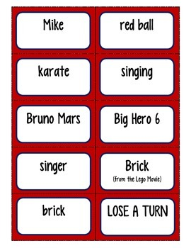 Common and Proper Noun Round-up