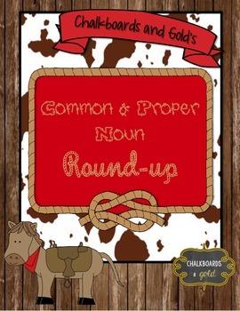 Common and Proper Noun Round-up