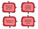 Common and Proper Noun Sort- Center Activity