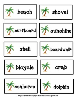 Common and Proper Noun Sorting Center
