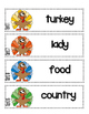 ELA- Common and Proper Noun Turkeys- Mini Lesson