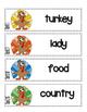 ELA- Common and Proper Noun Turkeys- Mini Lesson