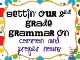Common and Proper Nouns
