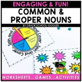 Common and Proper Nouns