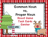 Common and Proper Nouns Christmas Version