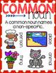 Proper Nouns - Common Nouns used to explain Proper Nouns