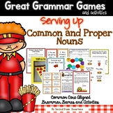 Common and Proper Nouns Games and Activities