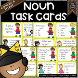 Nouns Task Cards Common & Proper