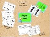 Common and Proper noun Literacy Center