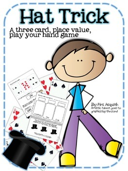 Place value math center, games, and independent practice!