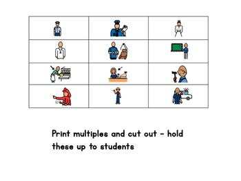 Community workers - bingo/memory/go fish