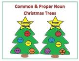 Common or Proper Noun Christmas Trees