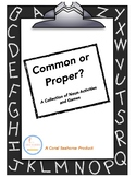 Common or Proper Noun?  Games, Homework and Exit Ticket