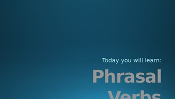 Common phrasal verbs that are used everyday!