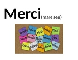 Common phrases for students to say in French