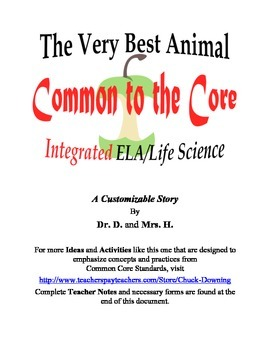 Common to the Core:  The Very Best Animal