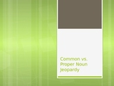 Common vs. Proper Noun Jeopardy