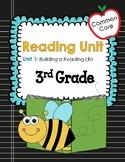 Common Core 3rd Grade Reading Mini Lessons Unit 1: Building a Reading Life