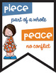 Commonly Confused Words Anchor Charts Cute Kids Theme Combo Pack