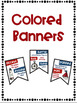 Commonly Confused Words Anchor Charts Nautical Theme Combo Pack