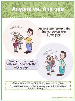 Learning Pack 8 - Commonly Confused Words - Set 2