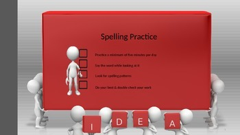Commonly Misspelled Words Practice Game