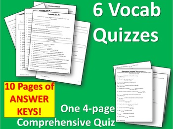 Homophones: Commonly Misused Vocabulary Pack