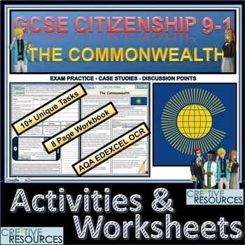 Commonwealth Activity Pack