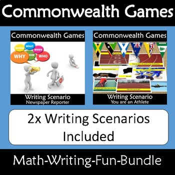 Commonwealth Games 2018 Bundle