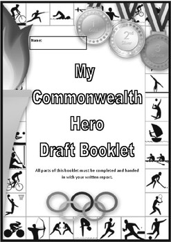 Commonwealth Games 2018 - Commonwealth Hero Research Booklet