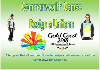Commonwealth Games 2018 - Design a Uniform