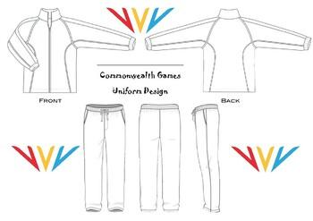 Commonwealth Games 2018 - Design a Uniform