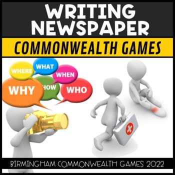Commonwealth Games 2018 Newspaper Writing Scandal Scenario