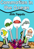 Commotion in the Ocean Story - Puppets