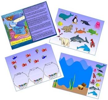 Commotion in the Ocean Supplemental Activities