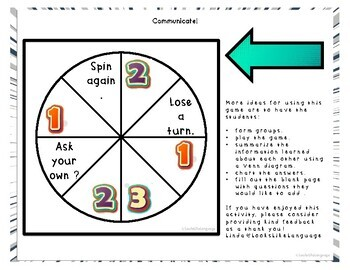 Communicate! A Free Ice Breaker Game