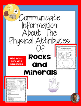 Communicate Information About The Physical Attributes of Rocks and Minerals