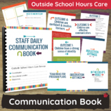 Communicate & Reflect Printable Pages for outside school hours care educators.
