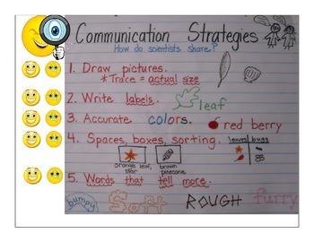 Communicate like a Scientist rubric
