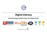 Digital Citizenship Internet E-Safety/Planning, websites and activities.